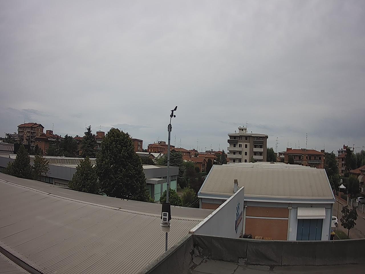 Osservatorio Carpi sud<br>Webcam<br>Loc. Quartirolo - Carpi (MO)